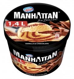 Nestlé Schöller Manhattan vanilka a čokoláda