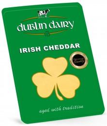 Dublin Dairy Original Irish cheddar white plátky
