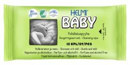 Helmi Baby vlhčené ubrousky 64ks