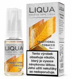 Liqua Traditional Tobacco 12mg CZ