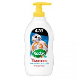 Radox Star Wars dětský sprchový gel a pěna do koupele