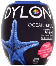 Dylon All-in-1 Ocean blue barva na textil