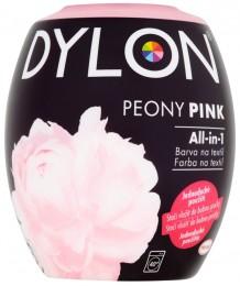 Dylon All-in-1 světle růžová barva na textil