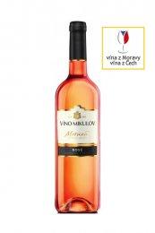Víno Mikulov Rose