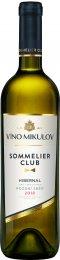Víno Mikulov Sommelier Club Hibernal pozdní sběr