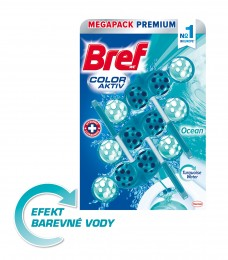 Bref Color Aktiv 3x50g