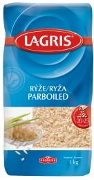 Lagris Rýže dlouhozrnná parboiled 1 kg