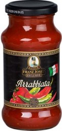Franz Josef Kaiser Exclusive Arrabbiata rajčatová omáčka s chilli