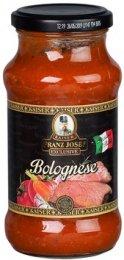 Franz Josef Kaiser Exclusive Bolognese rajčatová omáčka se zeleninou a hovězím masem