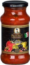 Franz Josef Kaiser Exclusive Olive rajčatová omáčka se zelenými a černými olivami