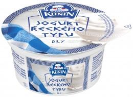 Mlékárna Kunín Jogurt řeckého typu bílý