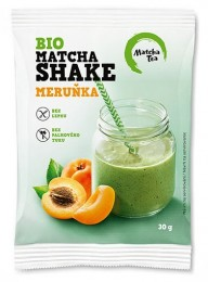 Matcha Tea Bio Matcha Shake - meruňka
