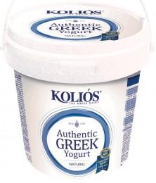 Kolios Řecký jogurt 10% 1kg