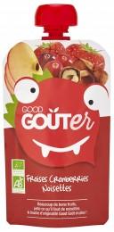 Good Gout BIO Jahody, brusinky a lískové ořechy