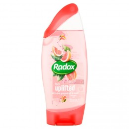 Radox Feel uplifted pink grapefruit & basil sprchový gel