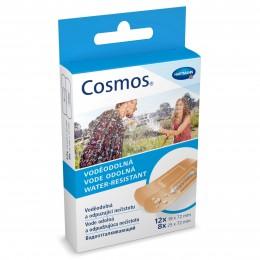 Cosmos voděodolná náplast 2 velikosti, 20ks