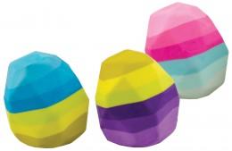 EASY STONE barevná guma (pryž) mix 1 ks