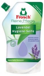 Frosch EKO tekuté mýdlo Levandule - náhradní náplň