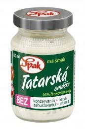 SPAK Tatarská omáčka bez konzervantů a barviv