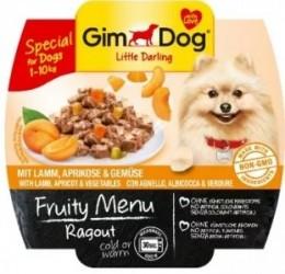 Gimdog Fruity Ragout jehněčí, meruňky, zelenina