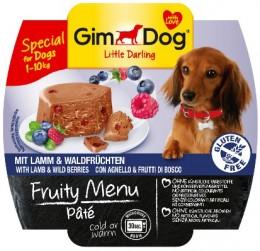 Gimdog Fruity Pate jehněčí, lesní plody
