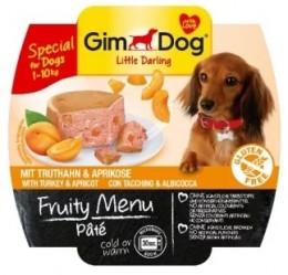 Gimdog Fruity Pate krocan, meruňka