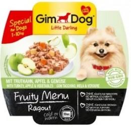 Gimdog Fruity Ragout krocan, jablko, zelenina
