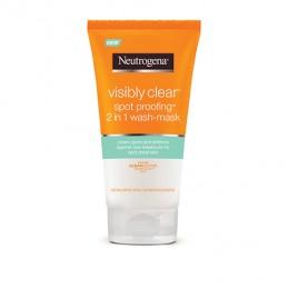 Neutrogena Visibly Clear Spot Proofing 2v1 čistící emulze a maska