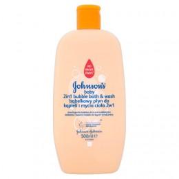 Johnson's Baby Bublinková koupel a mycí gel 2v1