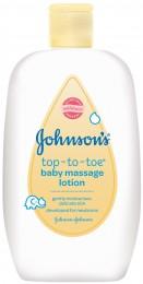 Johnson's Baby Dětské masážní tělové mléko