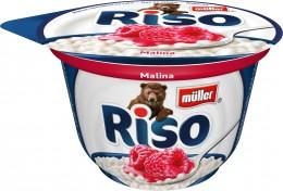 Müller Riso mléčná rýže malina