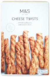Marks & Spencer Sýrové tyčinky se sýrem Gruyére