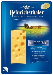 Heinrichsthaler Emmental 45% plátky