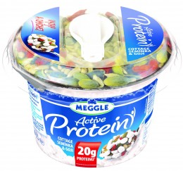 Meggle Active Protein Cottage (150g+20g)