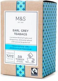 Marks & Spencer Čaj Earl Grey