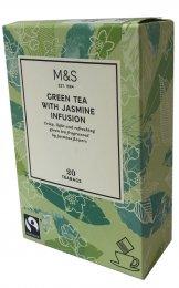Marks & Spencer Zelený čaj s jasmínem