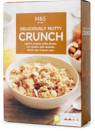 Marks & Spencer Deliciously Nutty Crunch