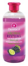 Dermacol Aroma Ritual pěna do koupele hrozny s limetou