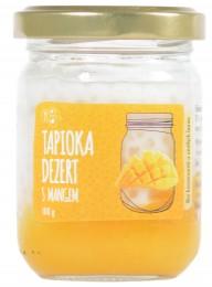 Tapioka dezert s mangem