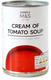 Marks & Spencer Krémová rajčatová polévka