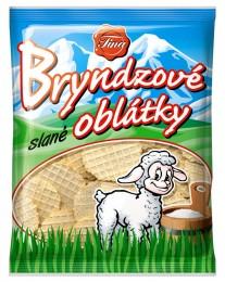 Tina Brynzové oplatky slané