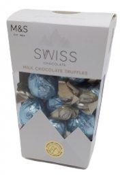 Marks & Spencer Švýcarské pralinky z mléčné čokolády