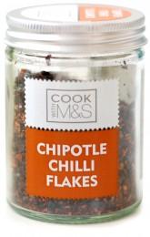 Marks & Spencer Vločky uzených chilli papriček