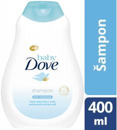 Baby Dove Rich Moisture šampon pro děti