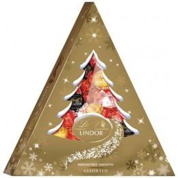 Lindt Lindor Vánoční strom mix