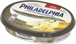 Philadelphia Light termizovaný smetanový sýr s křenem
