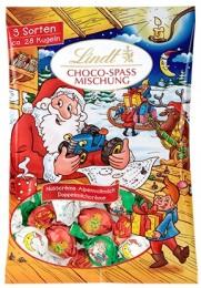Lindt Dětský Mix čokoládových bonbónů