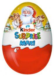 Kinder Surprise Maxi čokoládové vajíčko s překvapením