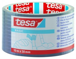 Tesa BASIC textilní opravná páska, 50 mm x