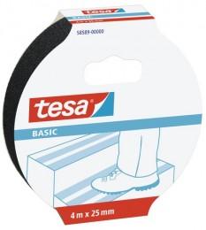 Tesa BASIC protiskluzová páska, 25 mm x